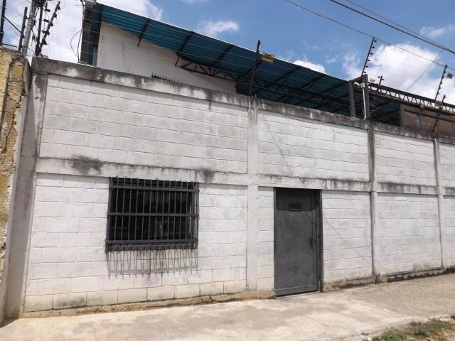 galpon en venta via tocuyito valencia carabobo  20-4372 dag