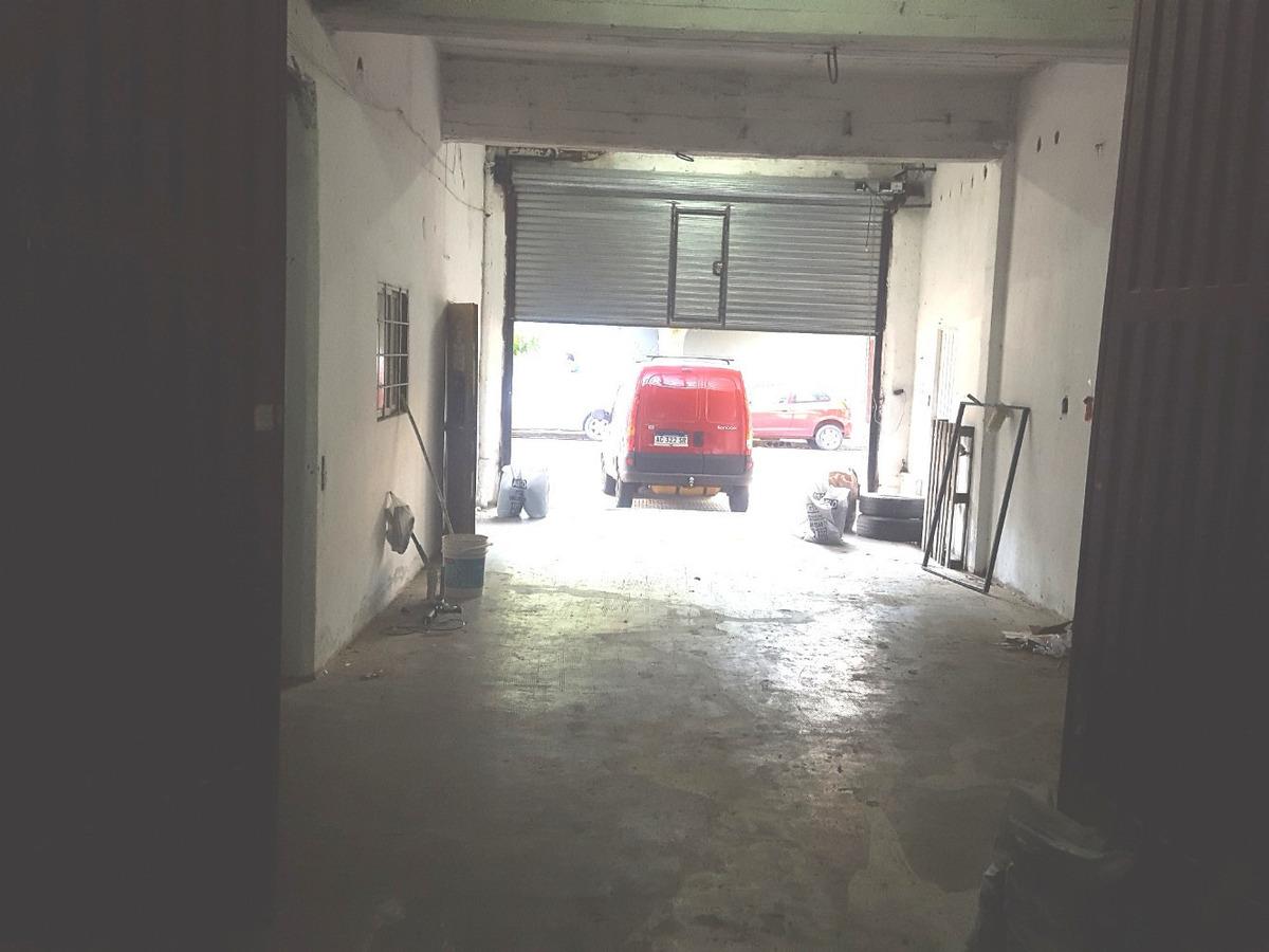 galpon entrada de camion 50mt x 9mt