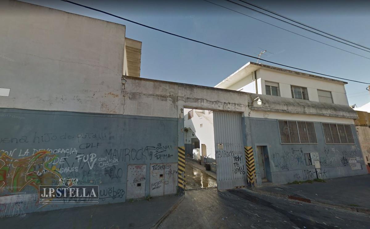 galpón industrial 1671 m² cub. salida a 2 calles - zona universidad - san justo