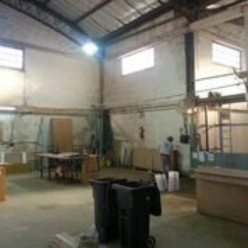 galpón industrial 2100 m2 cubiertos en san martín industrial dominante