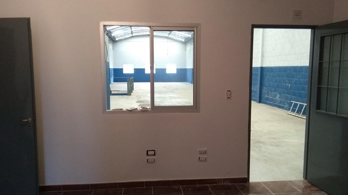 galpón industrial 640 m2 - en venta - dueño directo