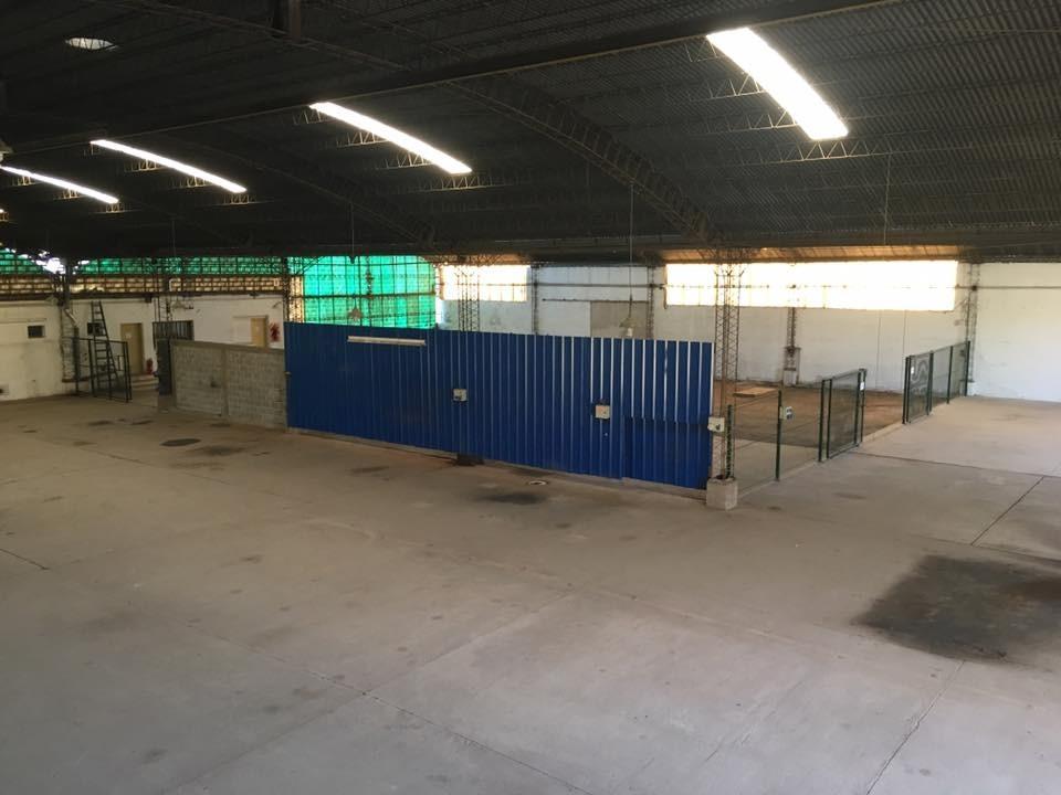 galpón industrial deposito mayoristas excelente ubicación