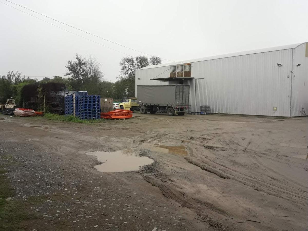galpón industrial en alquiler - velez sarsfield al 4800
