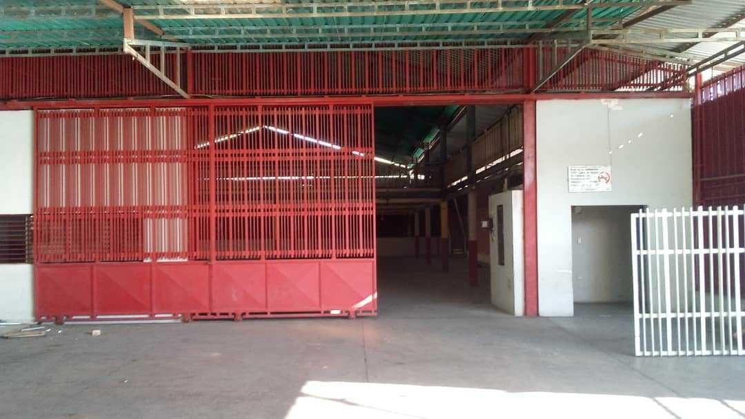galpón industrial fácil acceso y full seguridad