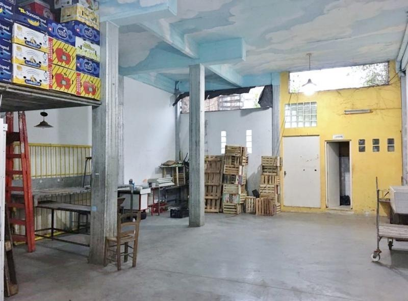 galpon - nicaragua 5500 - palermo hollywood