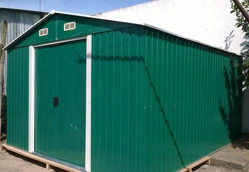 galpon o deposito reforzado 3x3.65m uso agricola