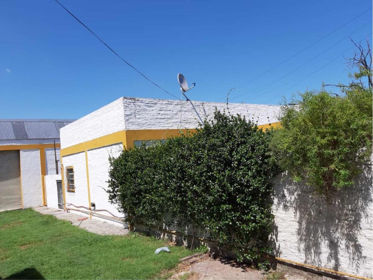 galpón, oficina y vivienda en canning, legarreta y castex