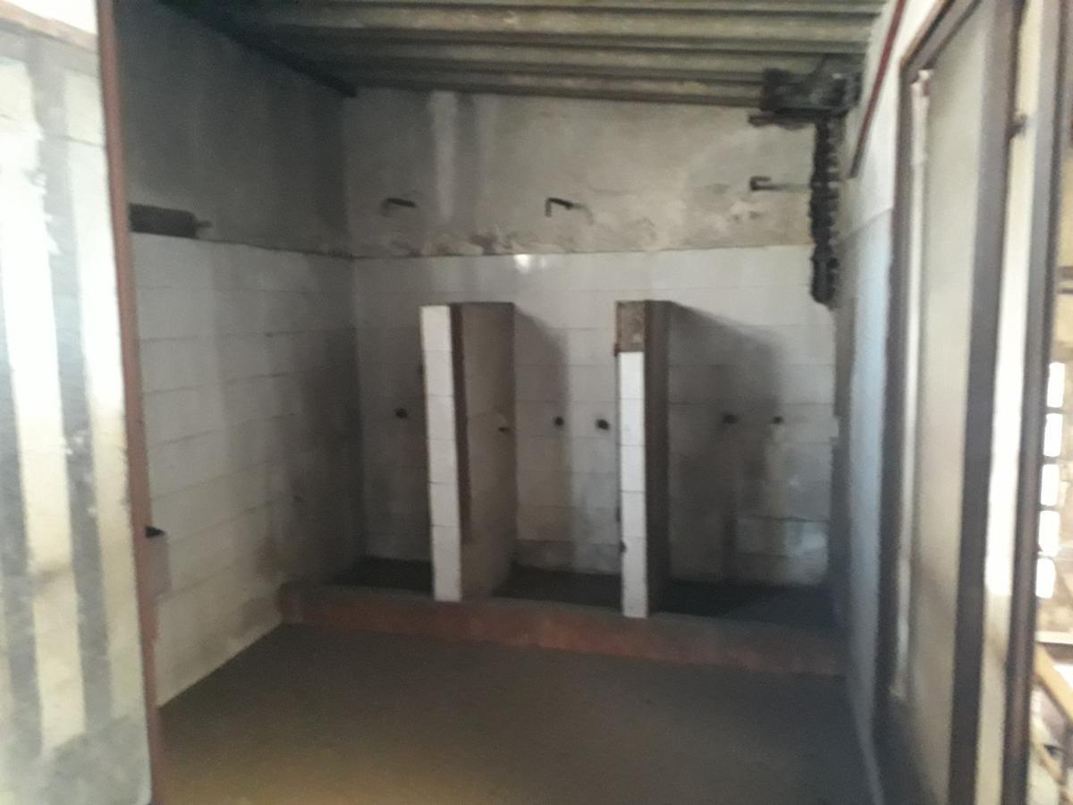 galpón parabólico 294 m² cubiertos - lindero supermercado vital - san justo