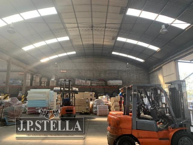 galpón parabólico 3250 m² fracción 7000 m² - parque industrial - 9 de abril