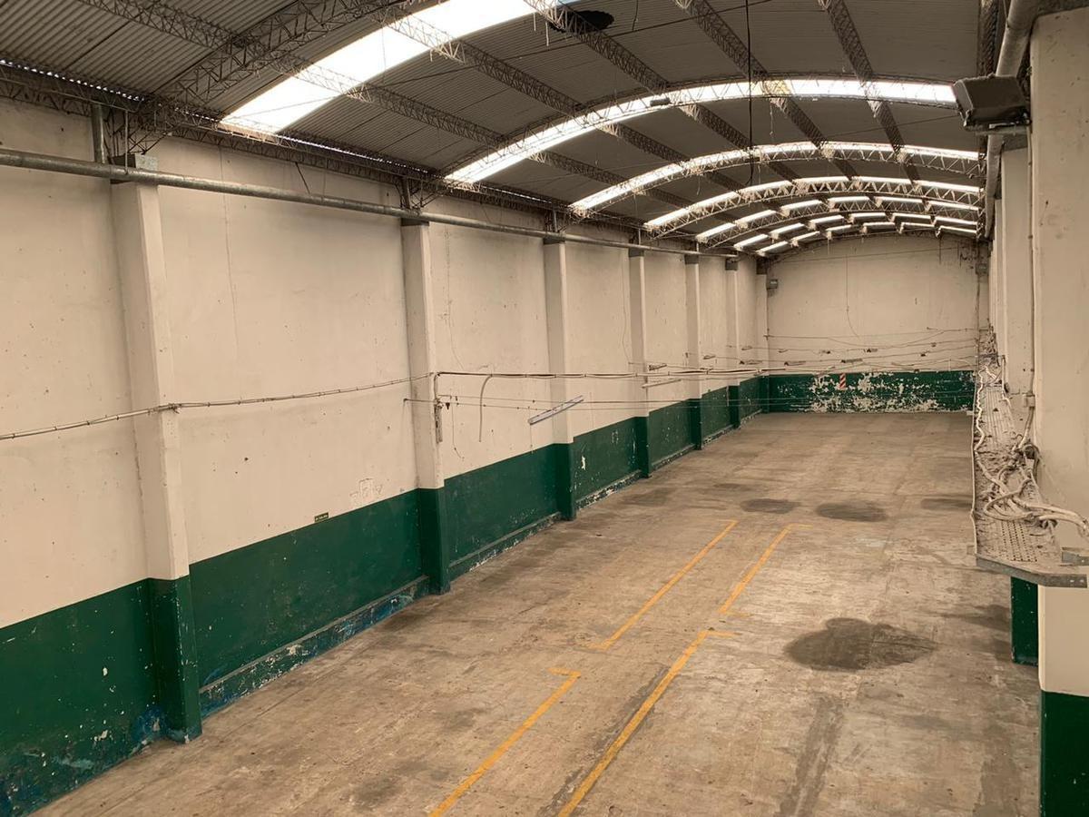 galpón parabólico 500 m² cubiertos - zona industrial - tablada