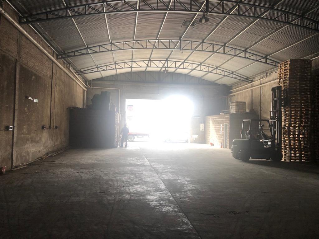 galpón parabólico industrial 644 m² cubiertos - lomas del mirador