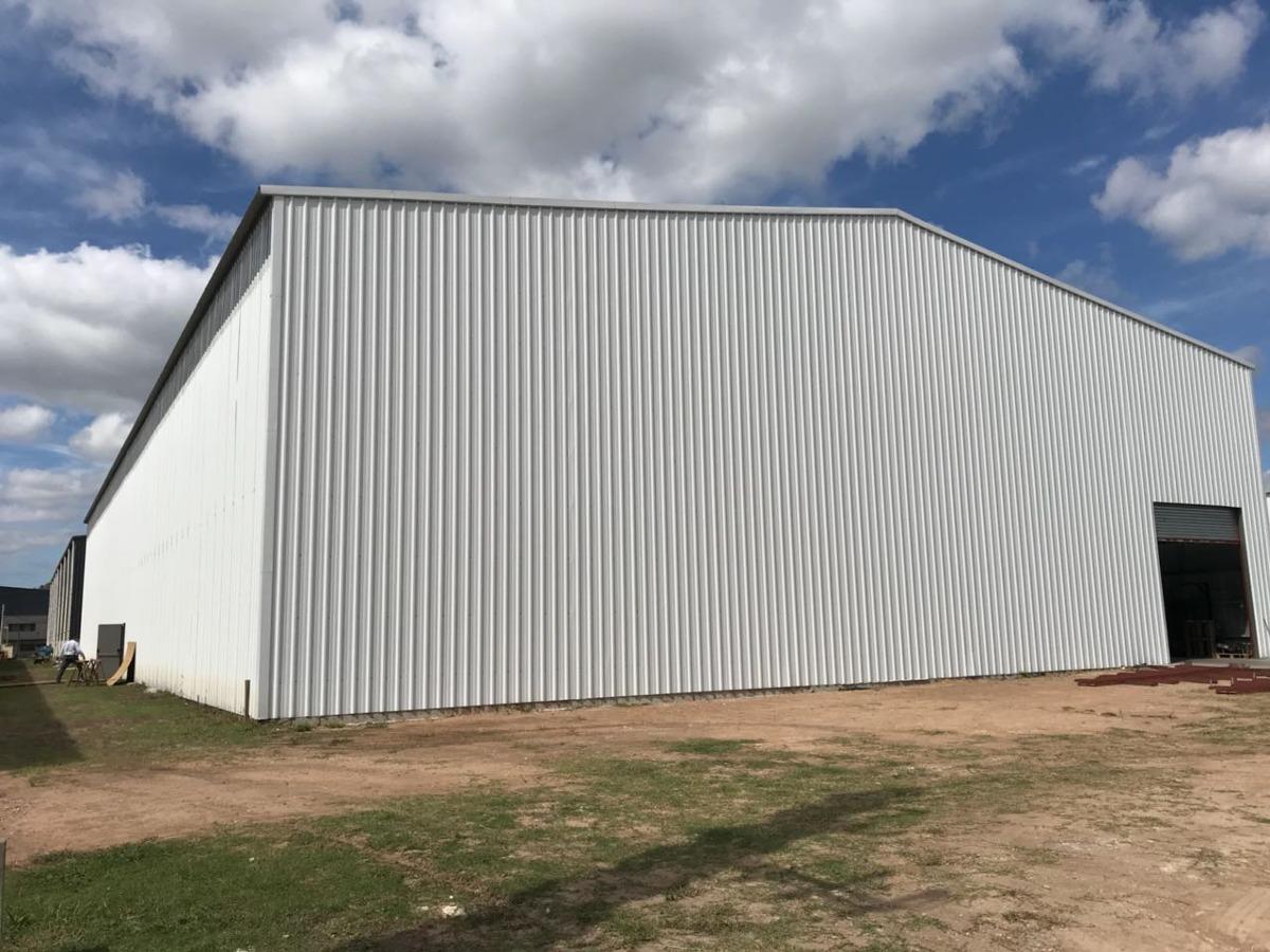galpón parque industrial oeste  1.800 m2