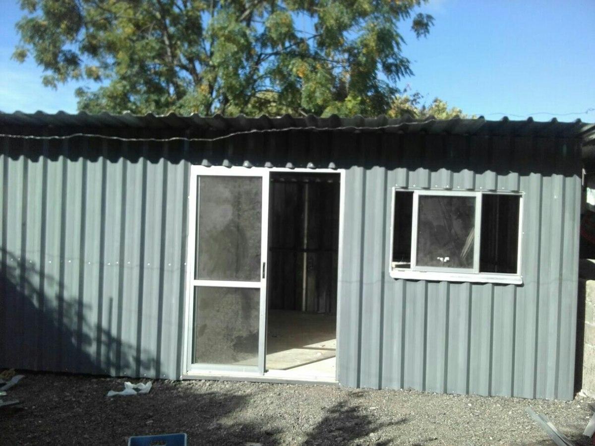 galpon prefabricado de jardin 2x3 precio por metro