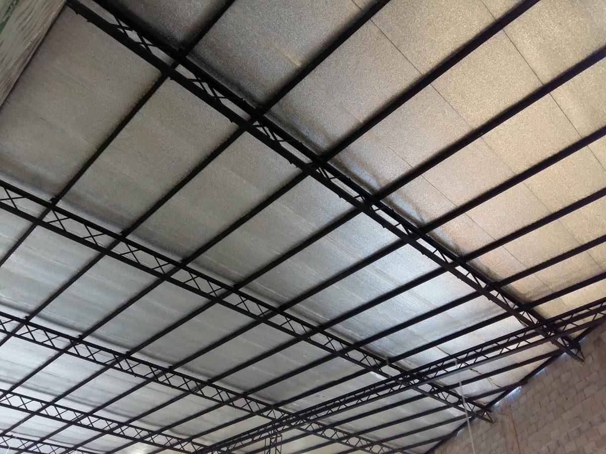 Precio estructura metalica por metro cuadrado amazing - Precio estructura metalica ...
