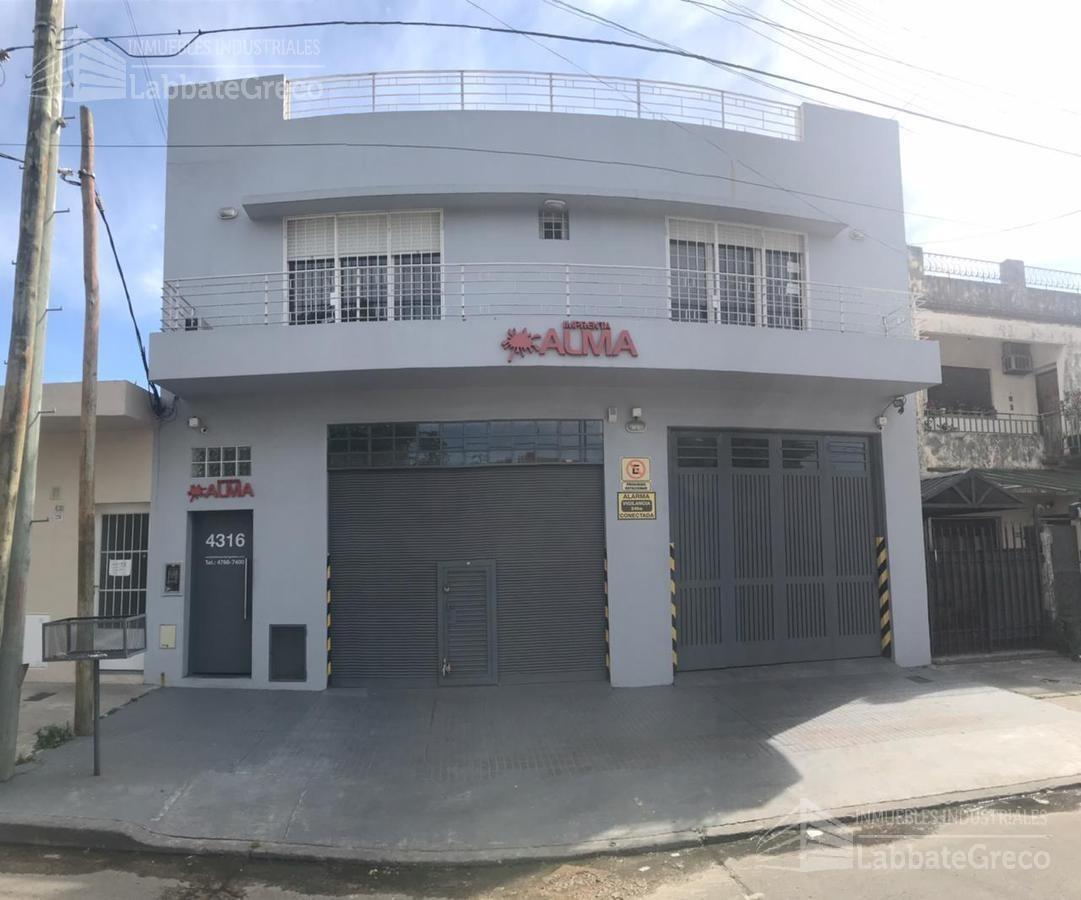 galpón - villa ballester