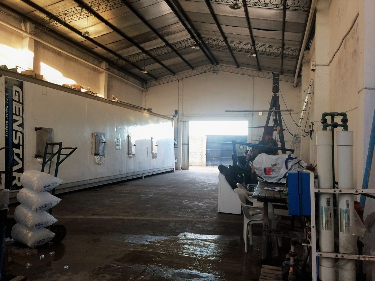 galpon zona industrial  - trifasica - 250 m2 cubiertos