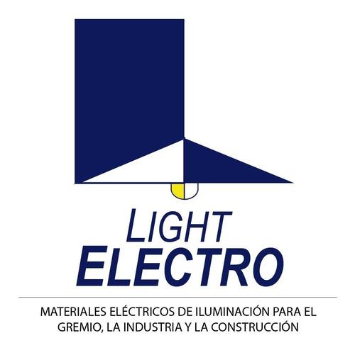 galponera colgante industrial led 165w lumenac saturno