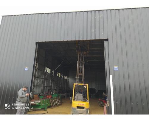 galpones chapas únicos en acero inox directo de fabrica hoy
