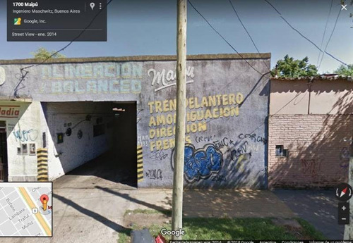 galpones, depósitos o edificios ind. venta maschwitz