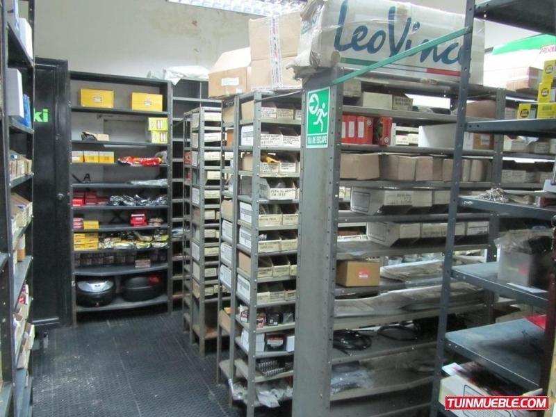 galpones en venta - chacao - 18-11582