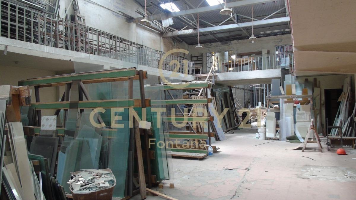 galpones industriales en casco histórico de la serena