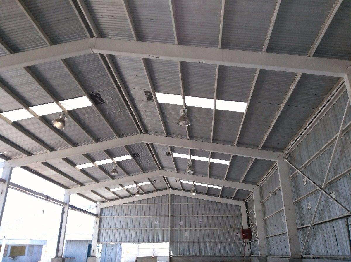 Galpones metalicos en mercado libre for Construccion de galpones