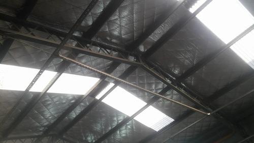galpones. proyecto de ingeniería en todo metal
