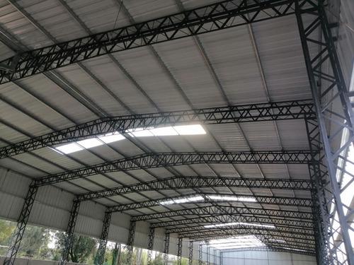 galpones, reparación de techos