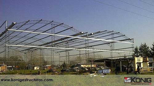 galpones techos tinglados