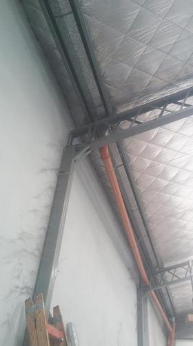 galpones,proyecto ingenieria en todo metal,construccion.ccc