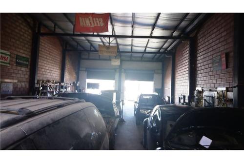 galpon/taller mecánico venta sobre ruta 28, pilar