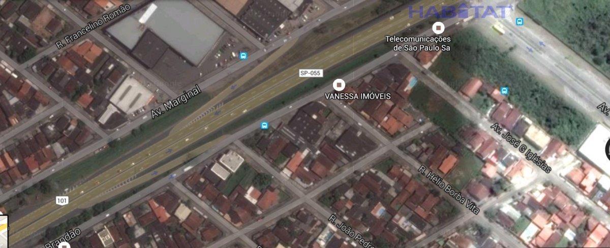 galpão/pavilhão a venda no bairro centro em itanhaém - sp.  - 133-1