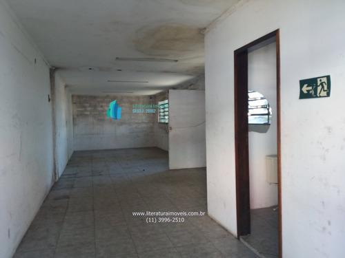 galpão/pavilhão para alugar no bairro assunção em são - 542-2