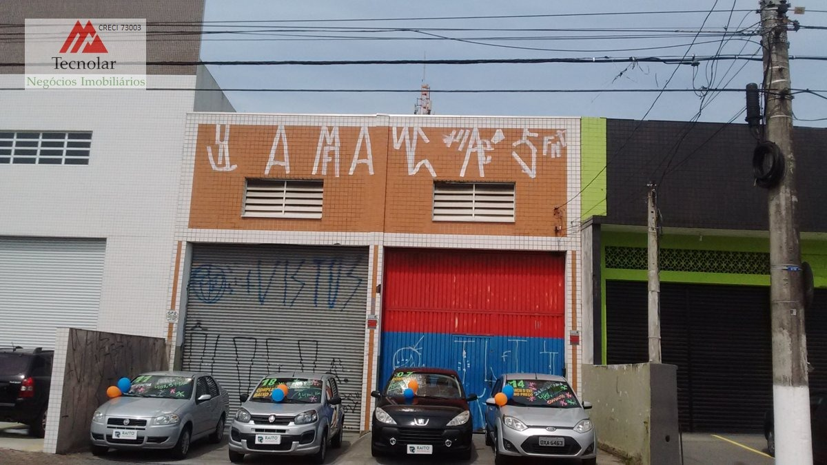 galpão/pavilhão para alugar no bairro campo da aviação - 503-2