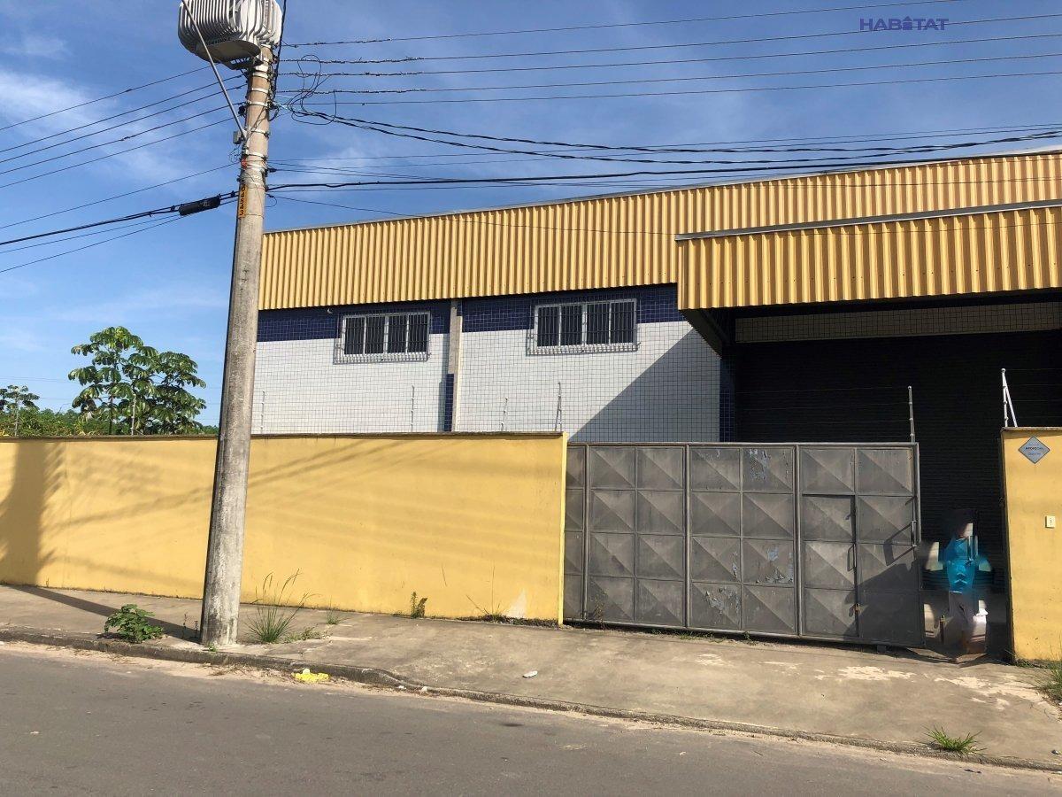galpão/pavilhão para alugar no bairro chácara cibratel em - 1430-2