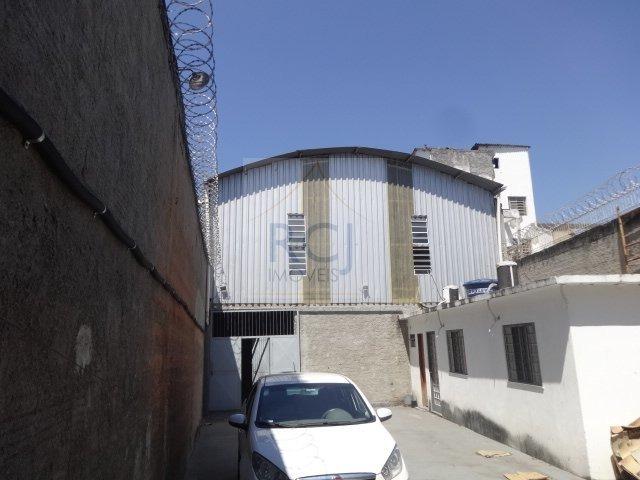 galpão/pavilhão para alugar no bairro são cristóvão em - 112-2