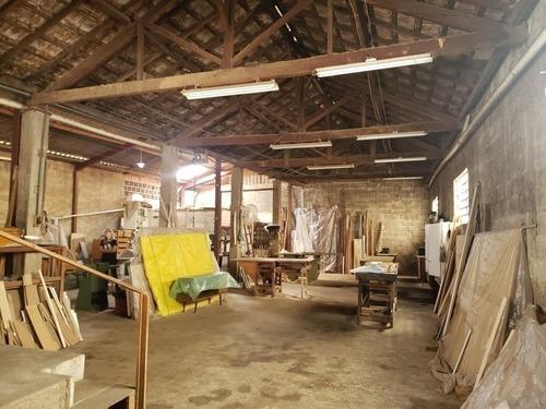 galpão/terreno- excelente terreno de 240 m² à venda na vila formosa!!! - te011