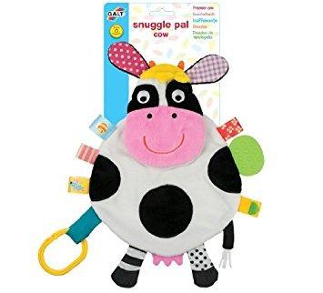 galt snuggle pals - juguete de la vaca