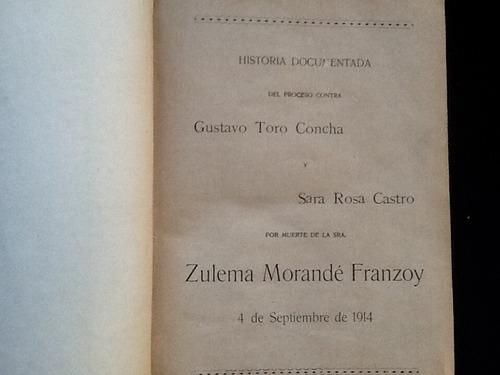 galvarino gallardo crimen boldo -toro concha zulema morandé.
