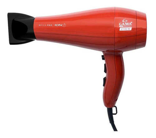 gama ass2192 2100w beauty pro ion secador capilar 127v
