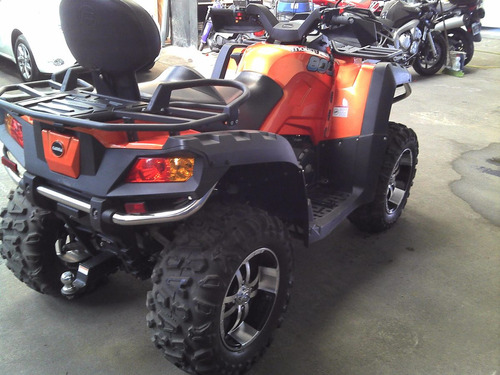 gama mountainer 800cc 4x4 2016