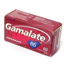 Gamalate B6. 120 Comprimidos ( Grajeas). Envio Gratis.