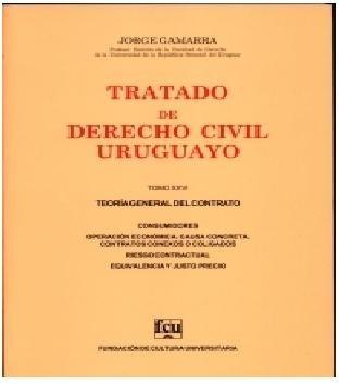gamarra 26 - teoría general del contrato trat. derecho civil