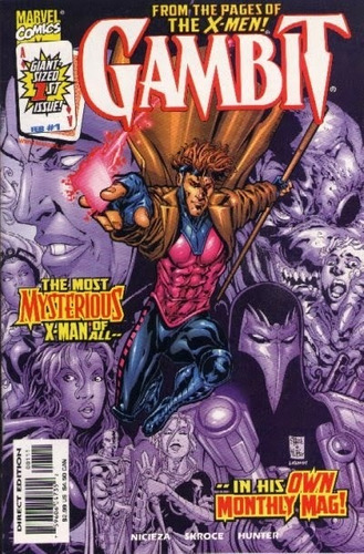 gambit vol 3 cómics digital español