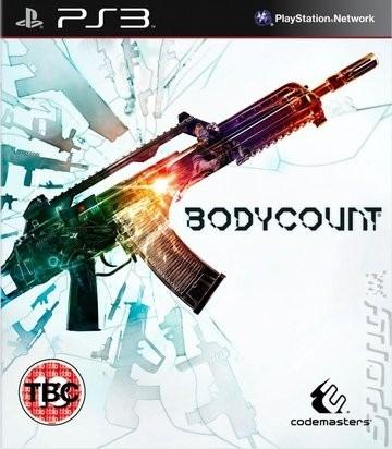 game bodycount para ps3
