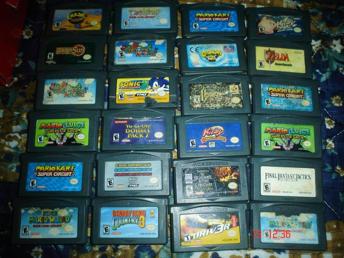 Best Juegos De Zelda Para Game Boy Advance Image Collection