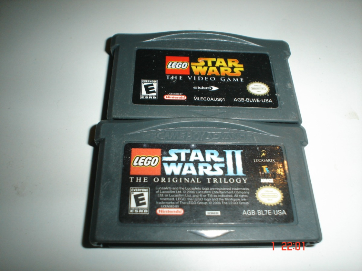 LEGO Star Wars - The Video Game ROM Download for Gameboy ...