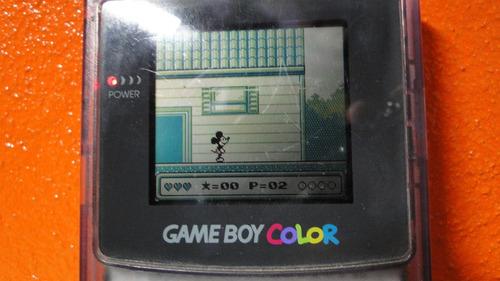 game boy color- atomic purple- 1998 - no estado