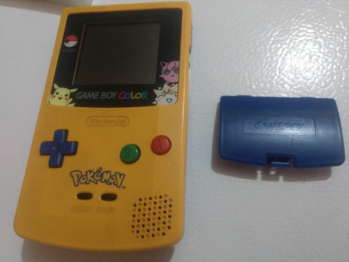 game boy color consola nintendo