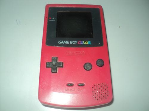 game boy color para repuesto